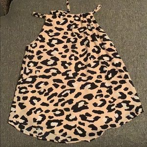 Cute big spotted blouse